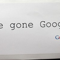 Gone Google