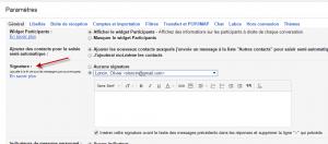 Gmail - signature