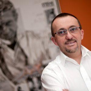 Olivier Loncin, gérant de Jalons sprl