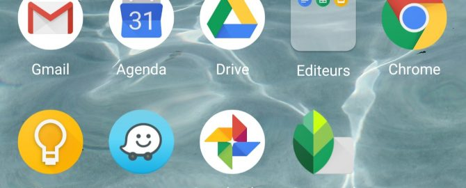 9 applications google pour smartphone