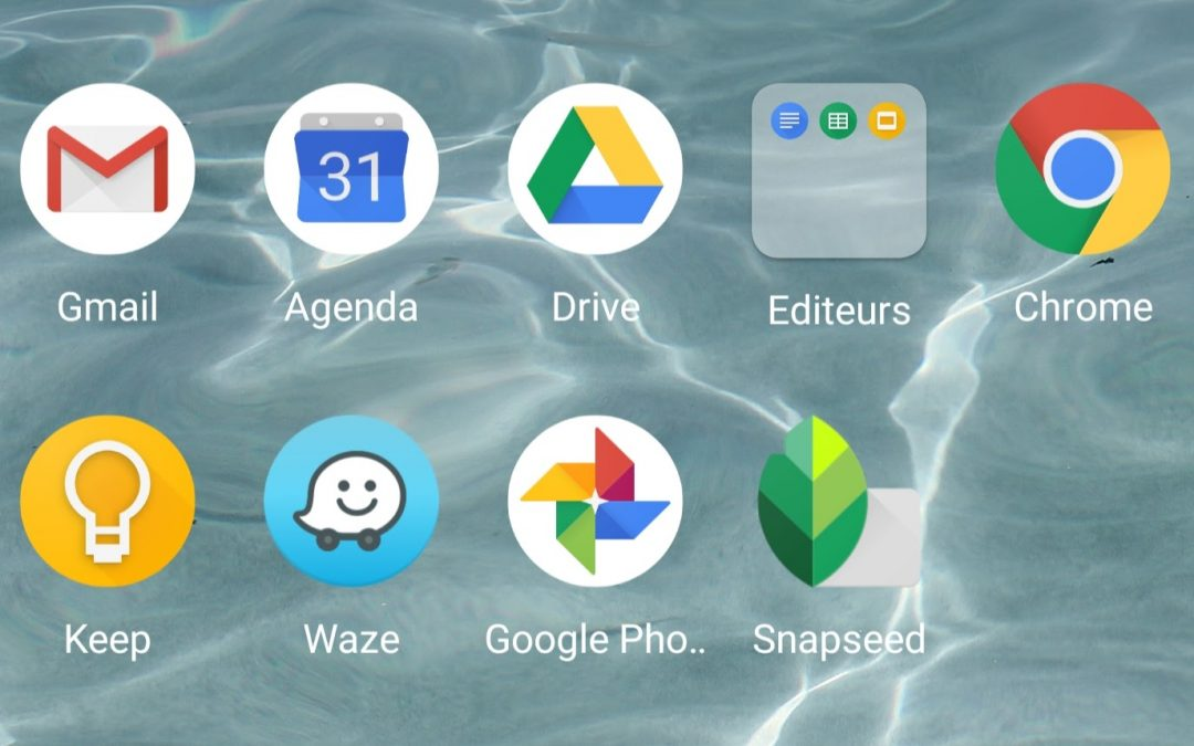 G Suite:  9 applications mobiles made in Google indispensables