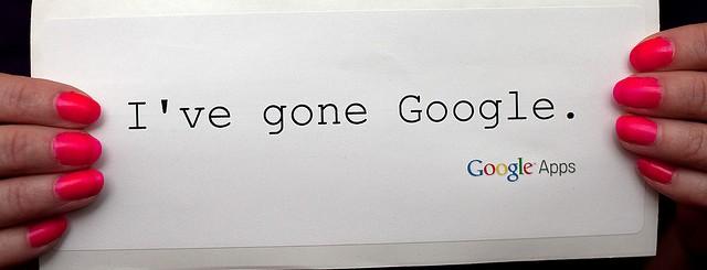 HP est passé à Google Apps